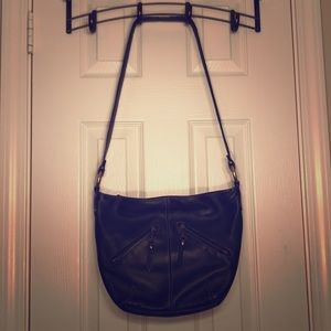 Jones New York Leather Bag